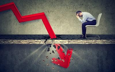 Темпы роста числа потенциальных банкротов сбавили обороты