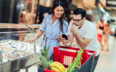 Цены на товары и услуги выросли за год в среднем на 5 процентов