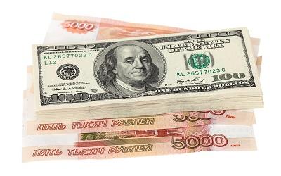 Россияне предпочитают сберегать в долларах а не в рублях