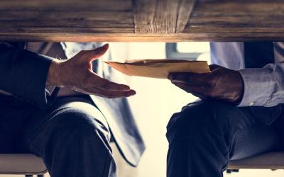 В начале года число коррупционных происшествий выросло почти на 12 процентов