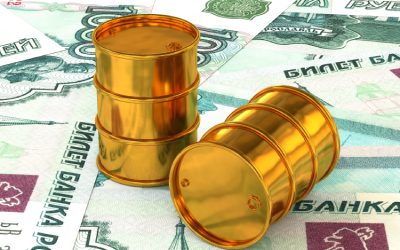 Рублю предрекли поддержку на фоне дорожающей нефти