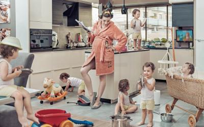 Семьи с детьми и матери-одиночки попали в топ активных заемщиков