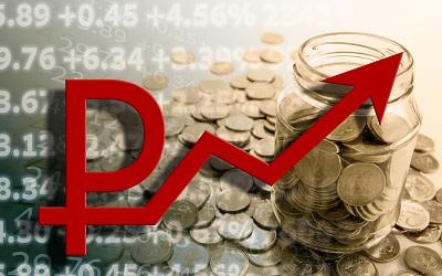 Объем рублевых вкладов увеличил темпы роста