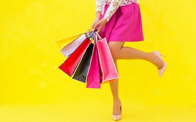 Женщины чаще берут магазинные кредиты