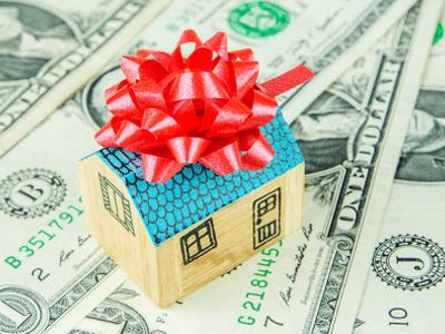 За какие подарки нужно заплатить налоги?