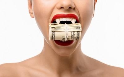 Дракула поможет заемщикам выиграть денежный приз