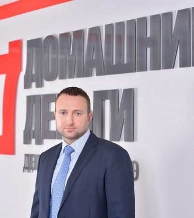 Главный исполнительный директор ООО «Домашние деньги» Андрей Бахвалов