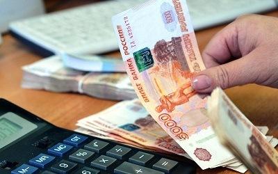 Сколько россияне отдают на оплату долгов?