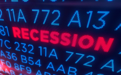 Экономическая рецессия это