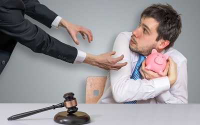 Как производить оплату долга перед банком когда есть исполнительное производство