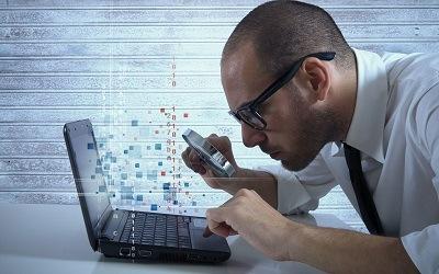 Заемщиков определят по клавиатурным отпечаткам