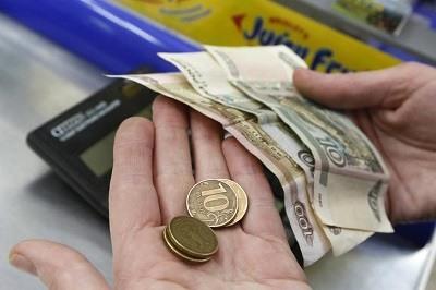 Реальные доходы населения России перестали падать
