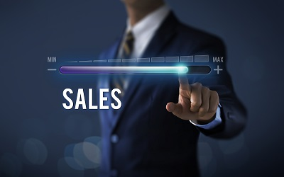 Продажи в интернете взлетели вверх