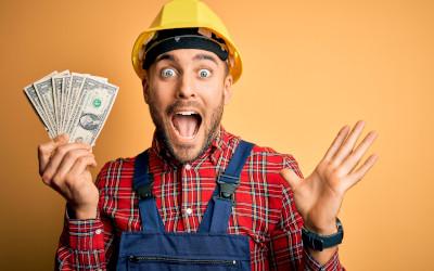 В период самоизоляции больше всех зарабатывали строители и логисты