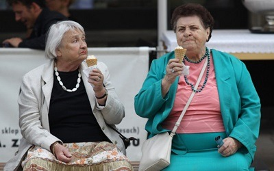 Российские пенсионеры стали получать больше