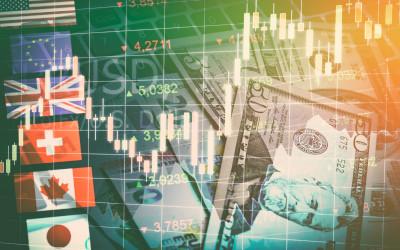 Интерес россиян к обмену валюты снизился в минувшем месяце