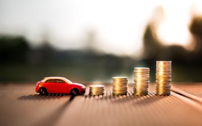 Количество новых автокредитов в России за год выросло на 8%