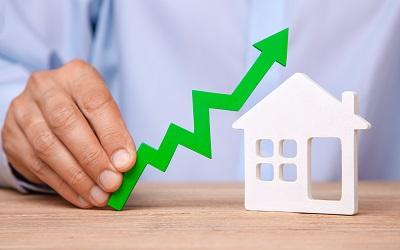 Объем рефинансирования ипотеки в первой половине года увеличился в 4 раза