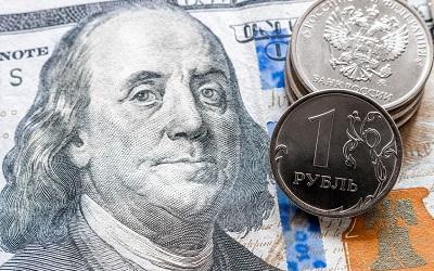 Доллар в России подорожал за год на 20 процентов