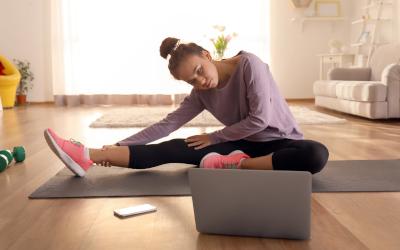 Спорт и фитнес показали самый активный рост онлайн продаж