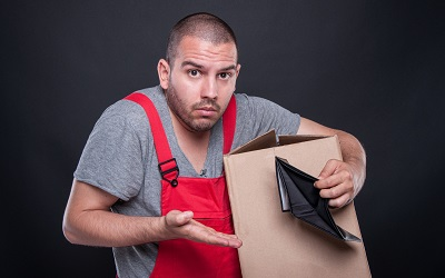 Каждый десятый заемщик МФО сталкивается с задержками зарплаты