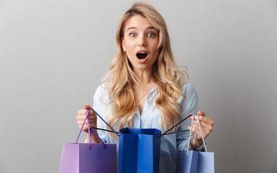 Россияне в третьем квартале потратили больше денег на одежду, чем обычно
