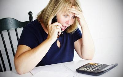 Коллекторам отказали в увеличении числа звонков должникам