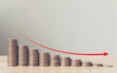 Рост потребкредитования замедлился до 2,7 в 2019 году