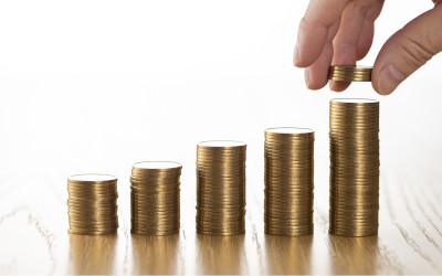 Доходы россиян увеличились почти на 1 процент