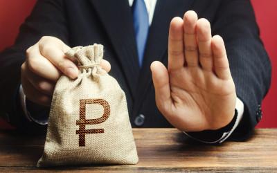 79 процентов владельцев вкладов хранят на своих счетах только рубли