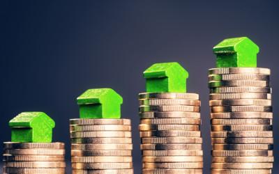 Цены на новые квадратные метры подскочили на 10 процентов