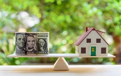 Средний чек ипотекиувеличился в апреле на 1,3%